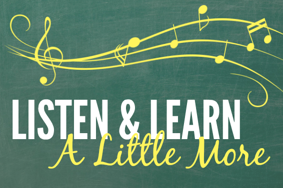 Listen & Learn for Little Ones