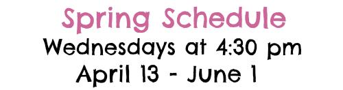 Ukulele-Schedule