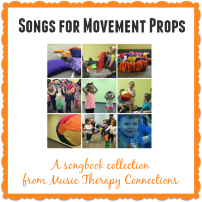 Songs for Movement Props
