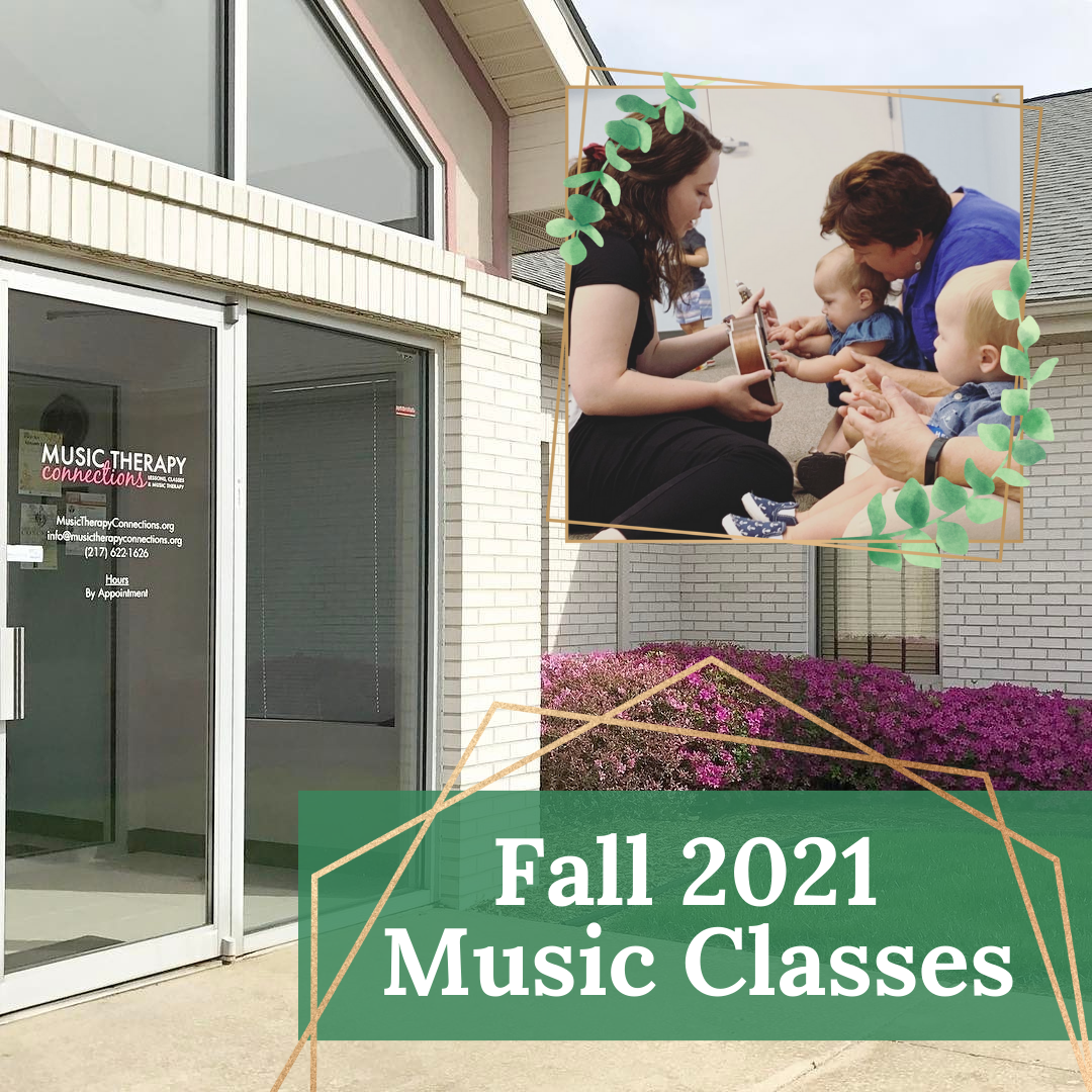 Fall 2021 Music Classes | Music Therapy Connections