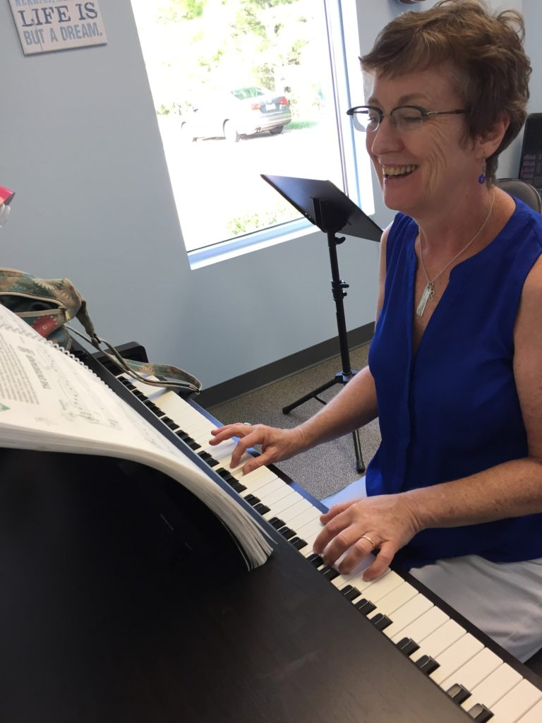 Adult Piano Lessons in Springfield Illinois