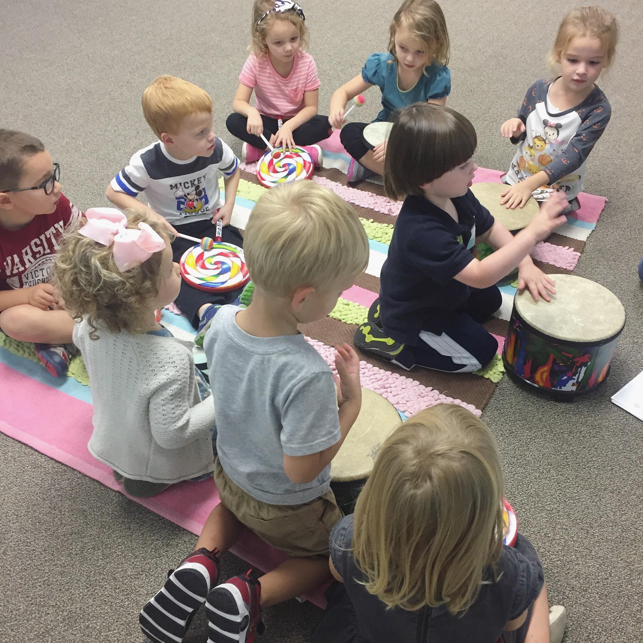 Early Childhood & Preschool Music Class | Springfield, IL