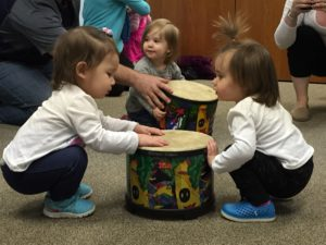 Drumming for all ages