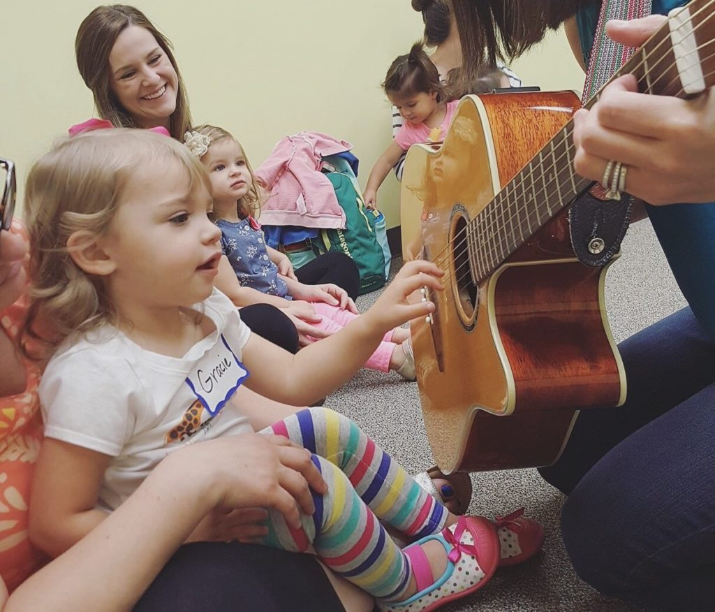 Music Classes for Children | Springfield, IL
