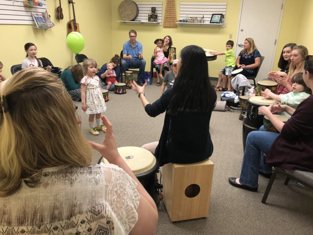 Drum Circles for All Ages