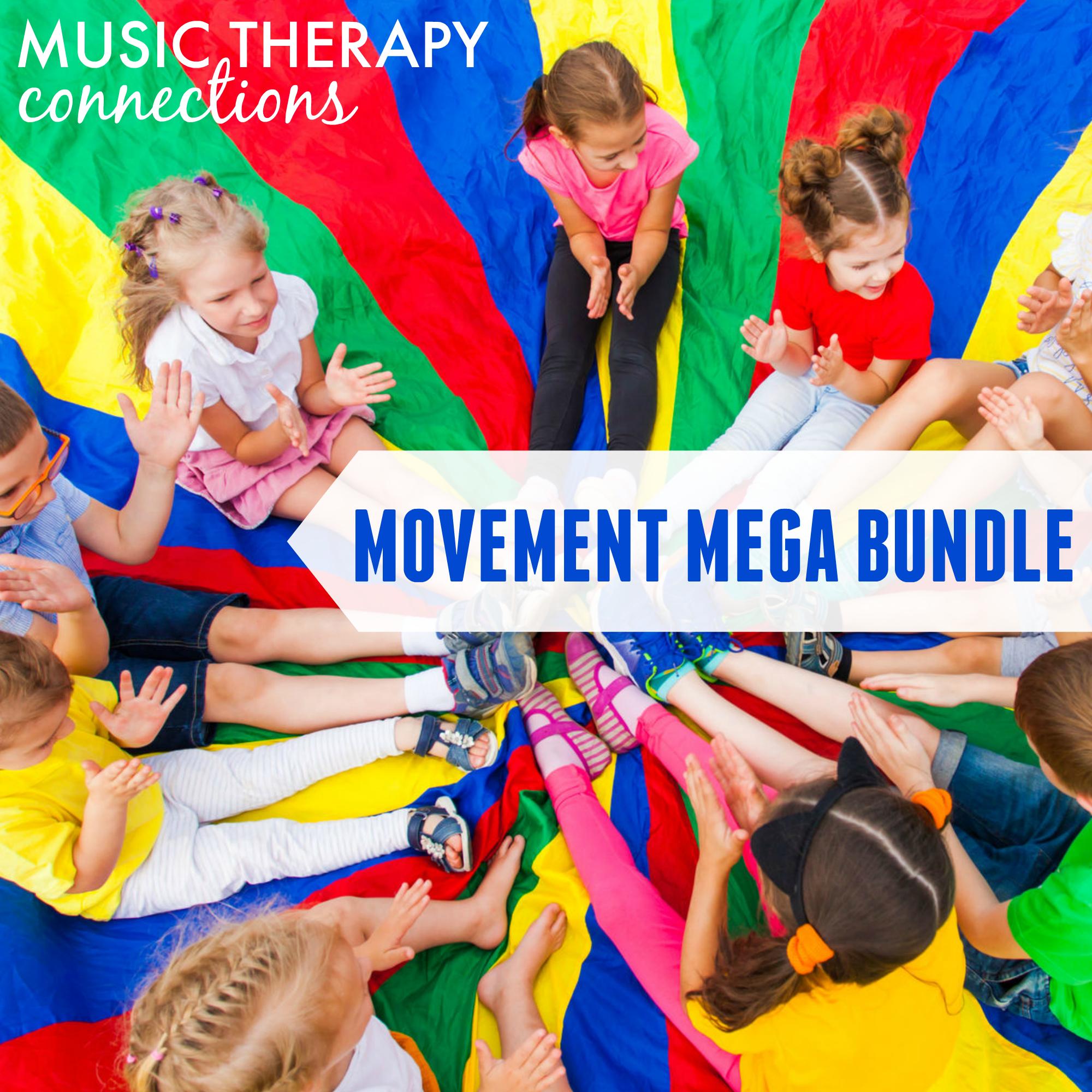 Movement Mega Bundle
