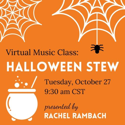 Halloween Stew Music Class